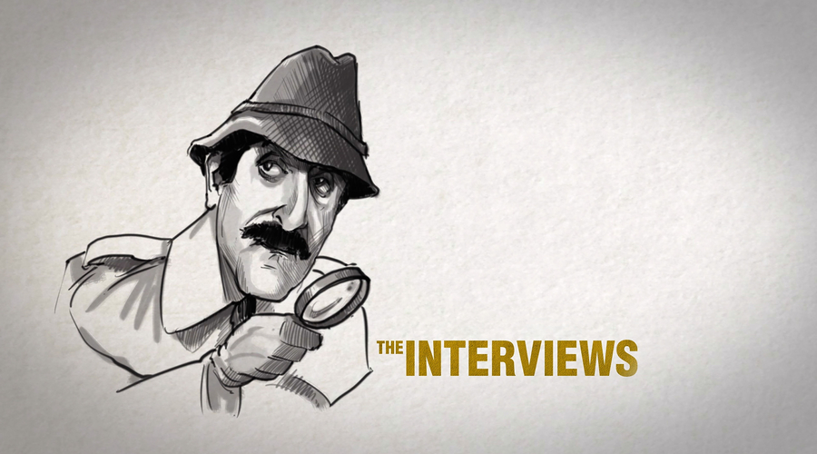 Peter Sellers, Pink Panther, inspector clouseau, The Interviews,