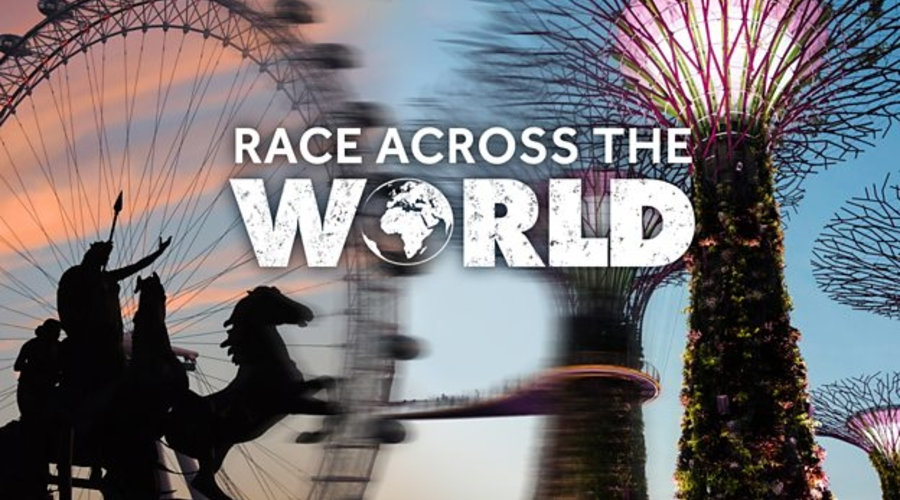 Who's taking part in Race Across the World series two? | Royal ...