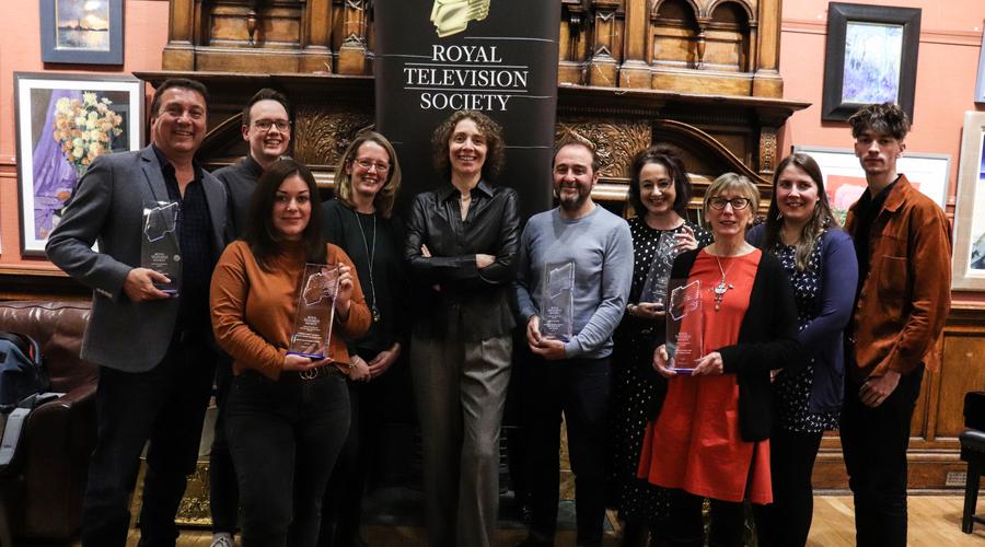 Scotland Awards launch 2020