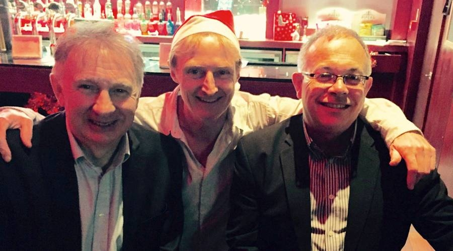 RTS Wales Committee members. (No, honestly!)