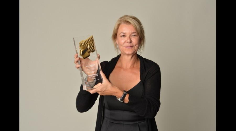 Alex Crawford, Sky News, television, RTS Awards, RTS Television Journalism Awards,