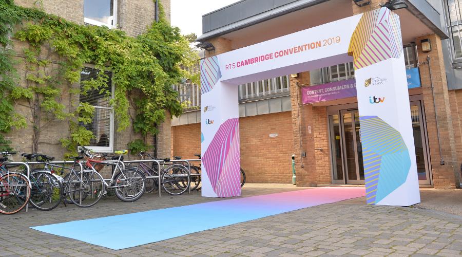 RTS Cambridge Convention 2019 (Credit: RTS/Richard Kendal)