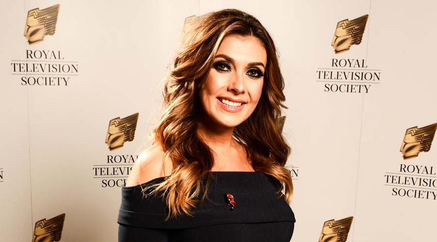 Kim Marsh at the RTS North West awards 2017 (Credit: RTS/Andrew Farrington)