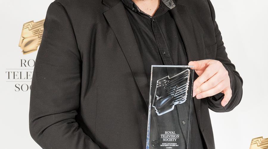 James McAlpine, winner of Best Camera