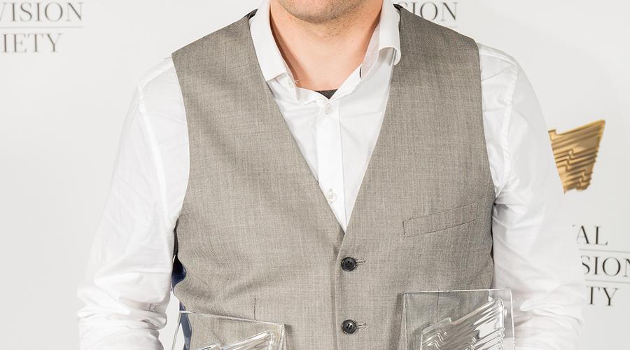 Eric Romero, winner of Best Comedy & Entertainment and Best Drama