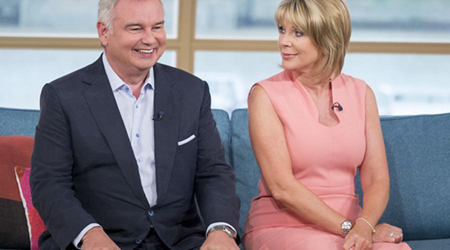 Eamonn Holmes and Ruth Langsford (Credit: ITV)