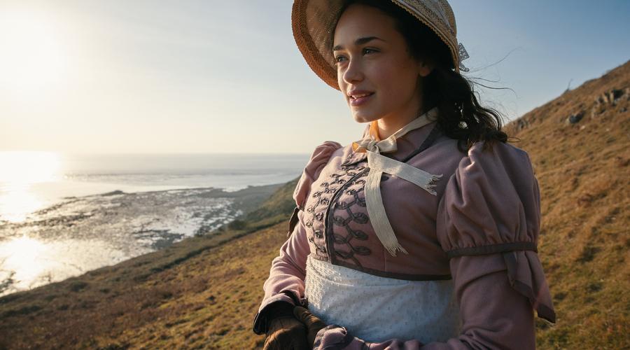 Rose Williams as Charlotte Heywood (Credit: ITV)