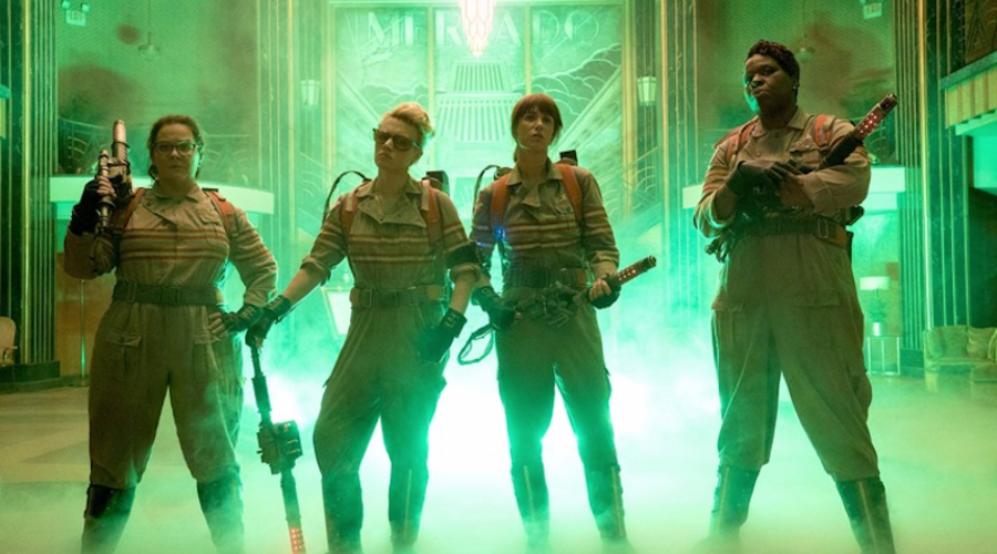 Ghostbusters (Credit: Sony)