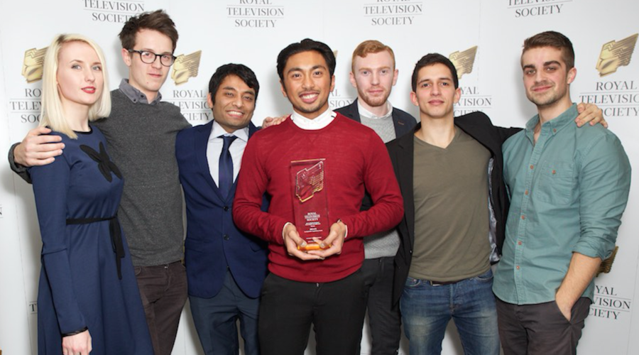 RTS London Student Awards at ITV Studios 2015