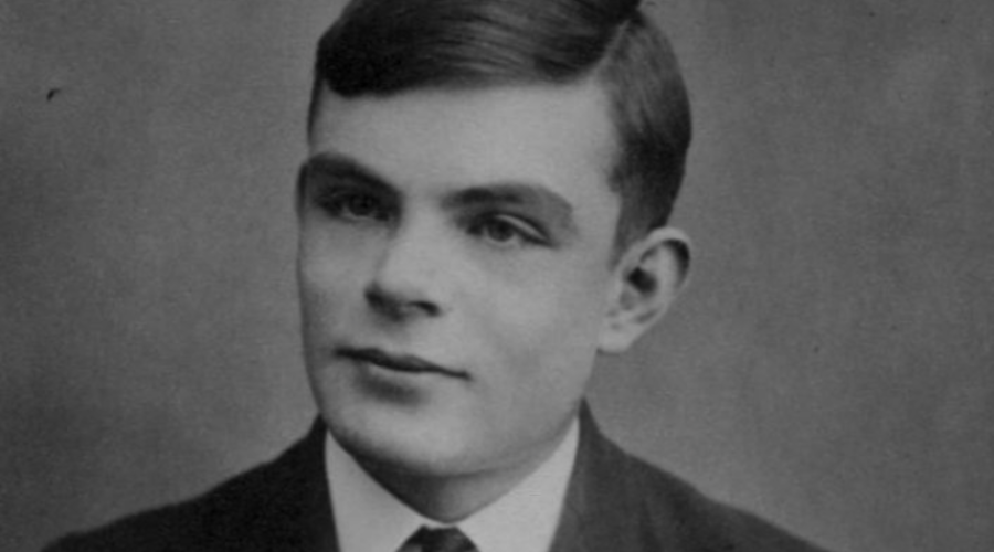 Alan Turing (Credit: WikiCommons)