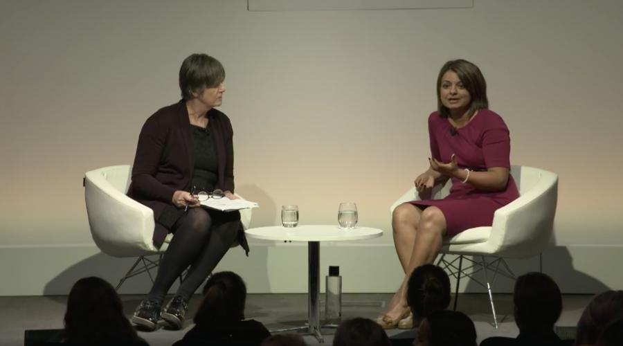 Darshna Soni in conversation with Deborah Kelly