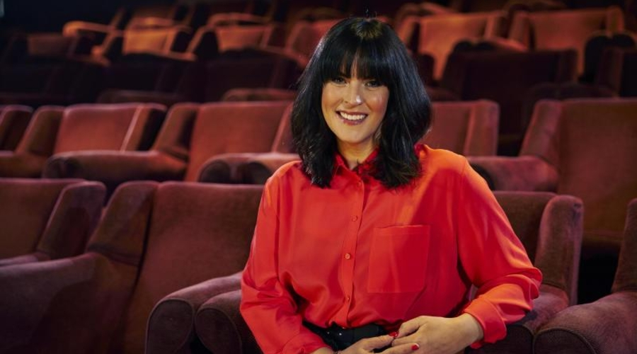 Anna Richardson (Credit: Channel 4)