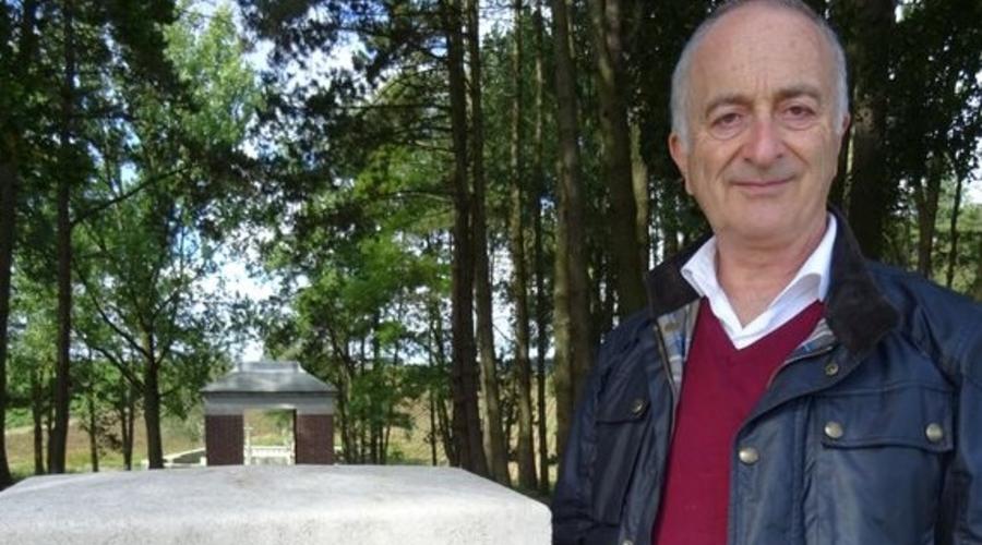 Tony Robinson, Somme, WW1, Discovery