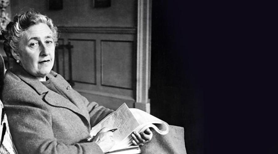 Agatha Christie (Credit: BBC)