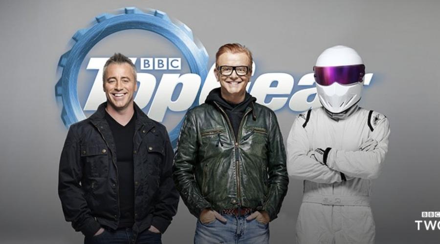 Matt Le Blanc, Stig, top Gear, Chris Evans