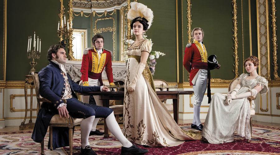 Vanity Fair (Credit: ITV)