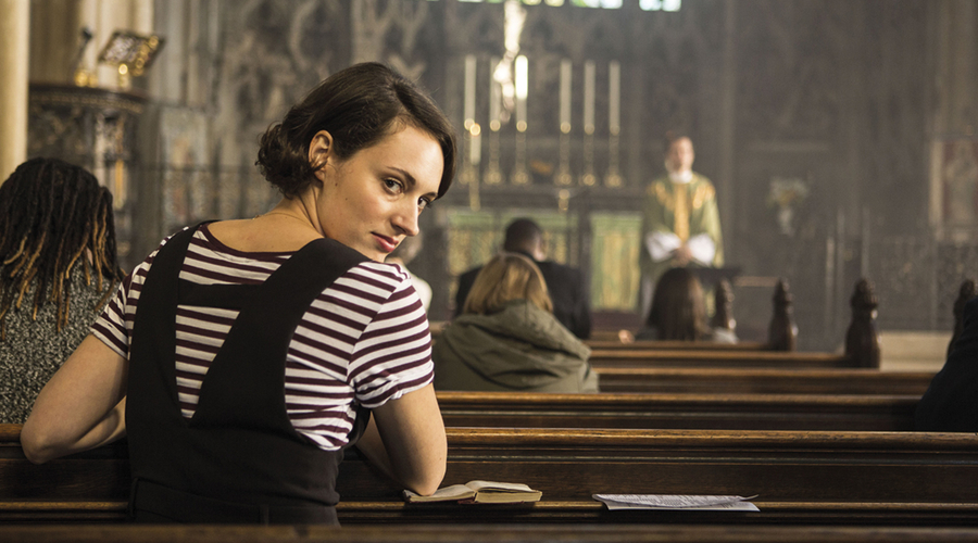 Phoebe Waller-Bridge in Fleabag (Credit: BBC)