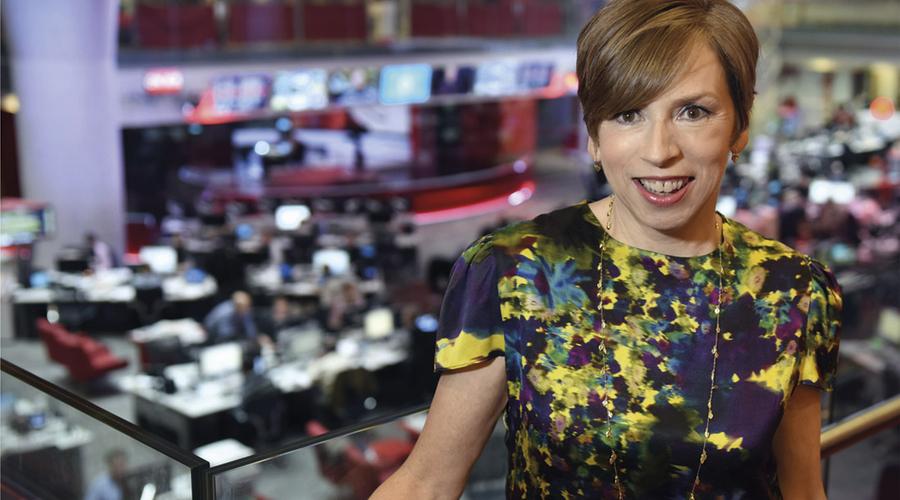 Fran Unsworth (Credit: BBC)