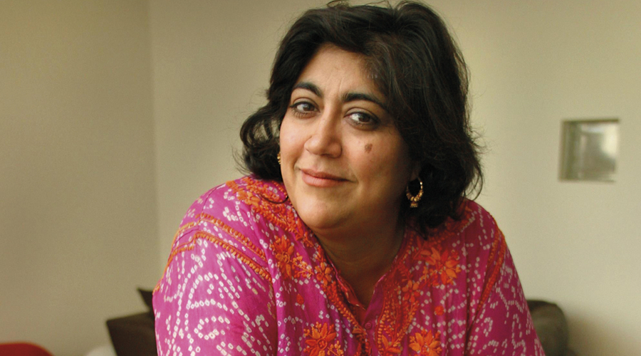 Gurinder Chadha (Credit: Rex Features)