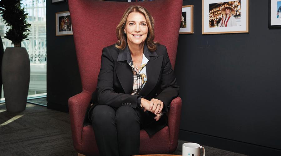 ITV CEO Carolyn McCall (Credit: ITV)