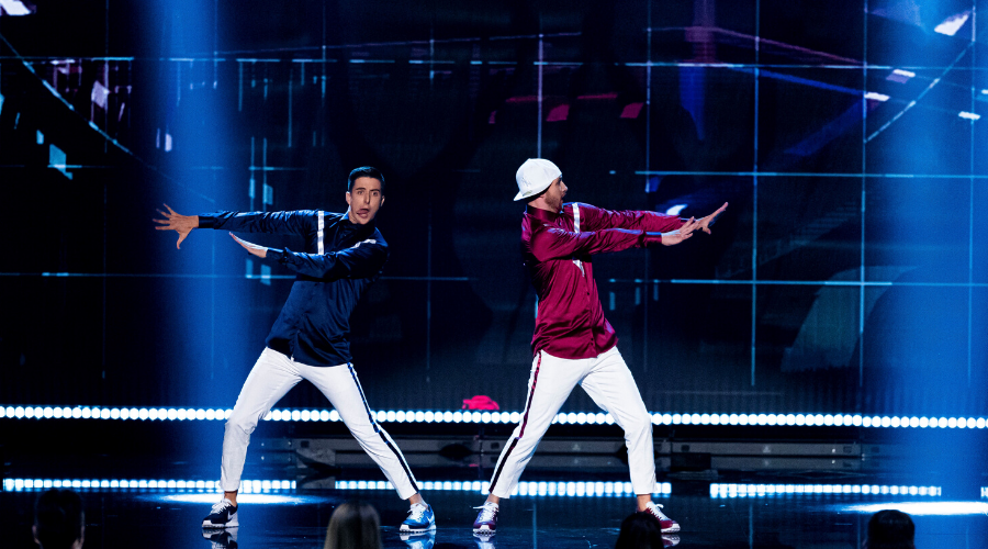 Twist and Pulse, winners of Britain's Got Talent: The Champions (Credit: ITV/Syco/Thames)