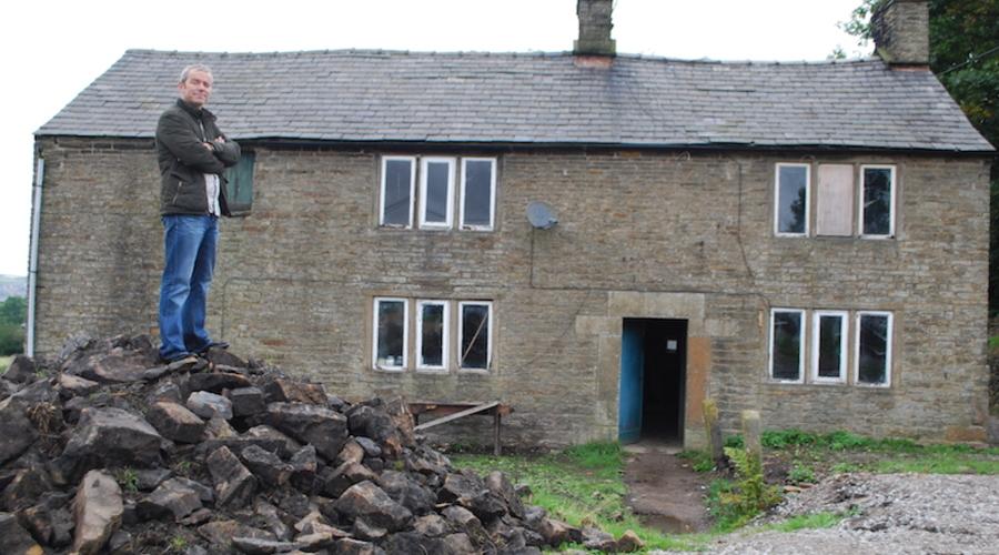 My Dream Derelict Home