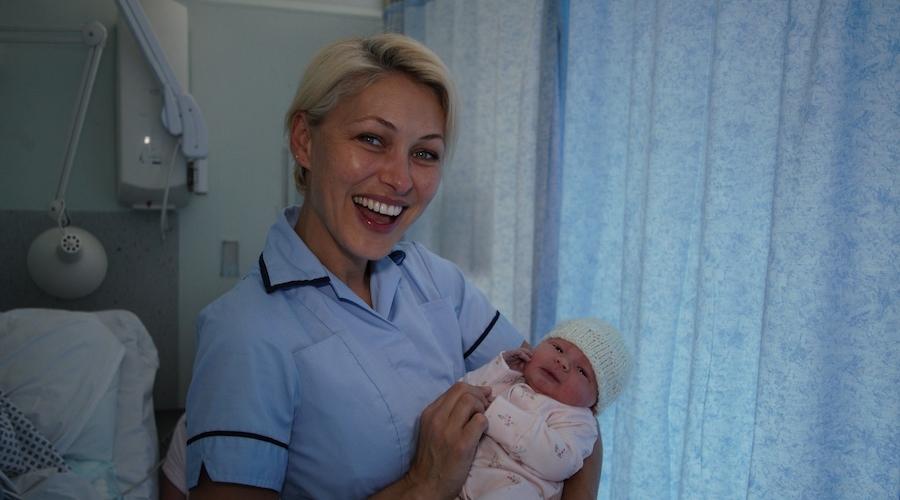 Emma Willis (Credit: UKTV)