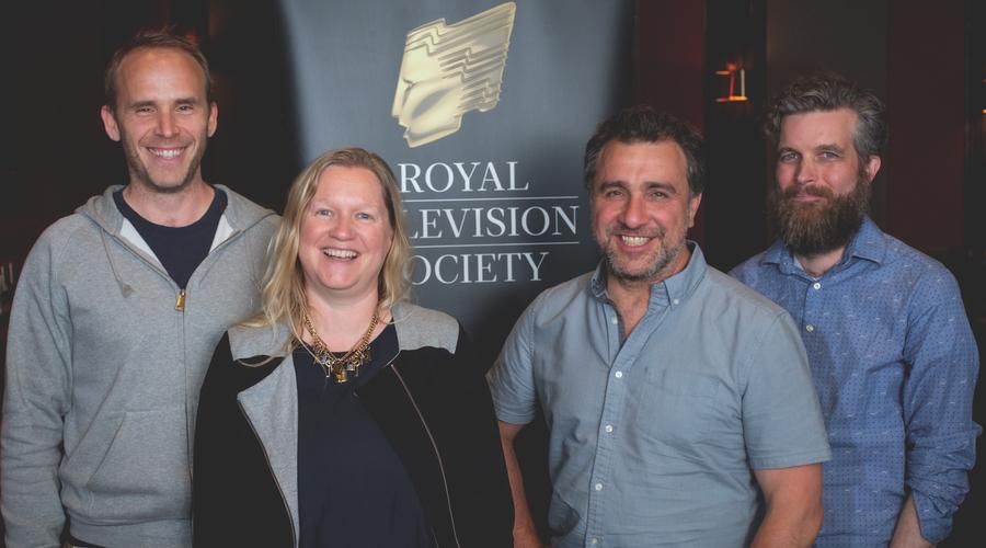 Sam Rogers, Kate Beetham, Richard da Costa and Alex Parkinson (Credit: Jon Craig)