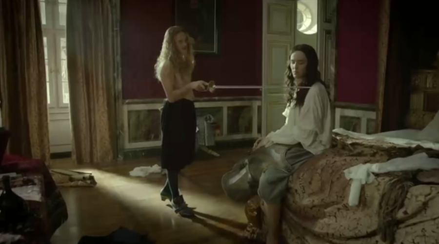 Versailles, France, BBC Two,