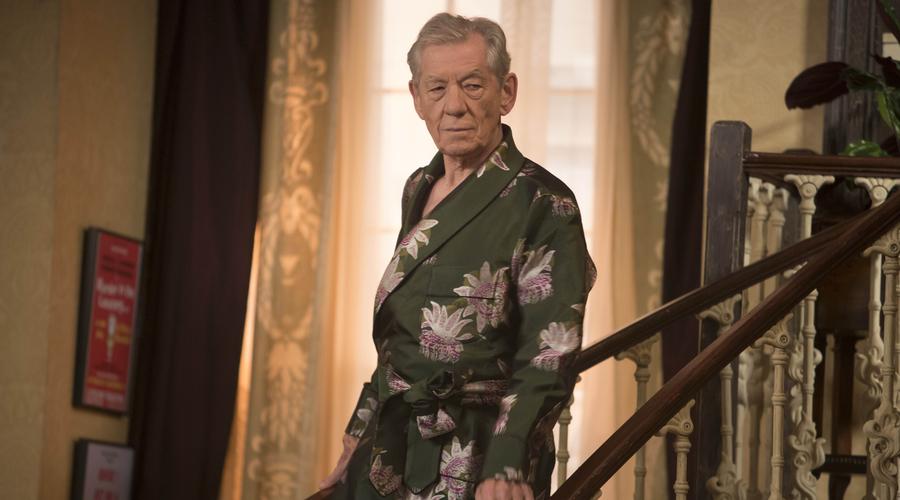Ian McKellen Vicious ITV
