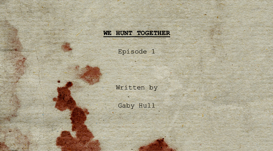 We Hunt Together (Credit: UKTV)
