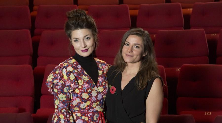 Kate Baxter and Elizabeth Dixon won last year for their film Whirlpool (Credit: AHRC)