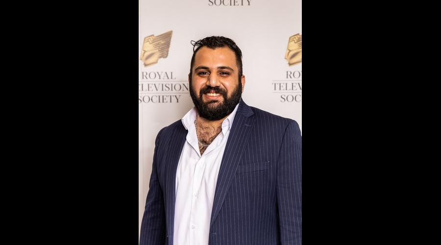 Abdullatif Mahjoub (Credit: Paul Hampartsoumian)