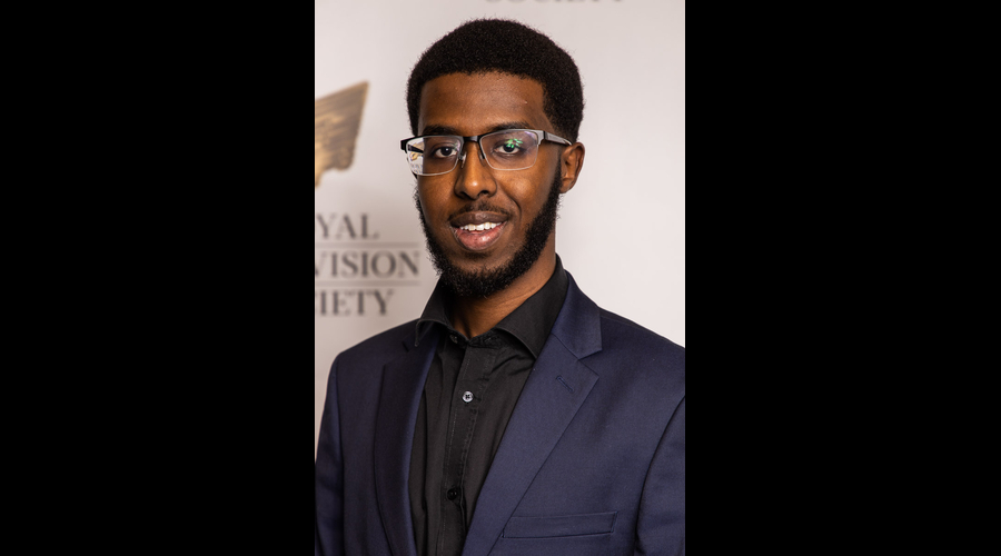 Ibrahim Mohamed (Credit: Paul Hampartsoumian)