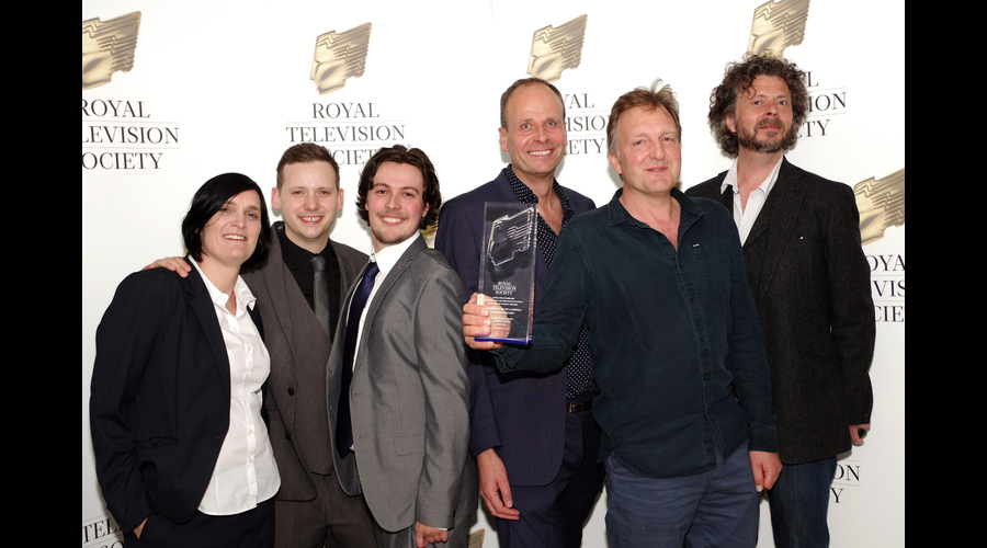 Tern Television win Documentary ans Specialist Factual: Science and Natural History