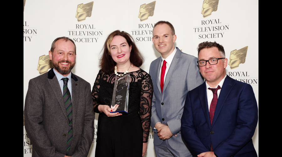 News won by STV, John Mason Linda Grimes Gordon Chree Steve Ladurantaye