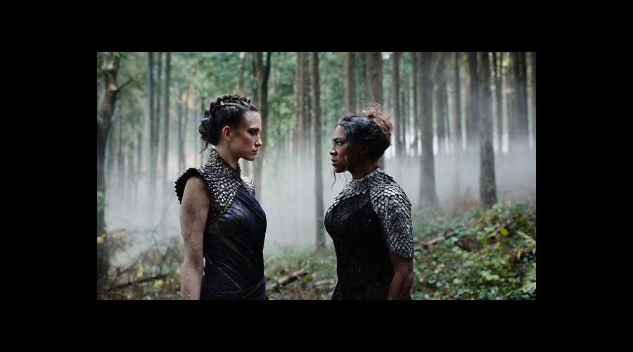 Ruta Gedmintas and Jade Anouka (Credit: BBC)