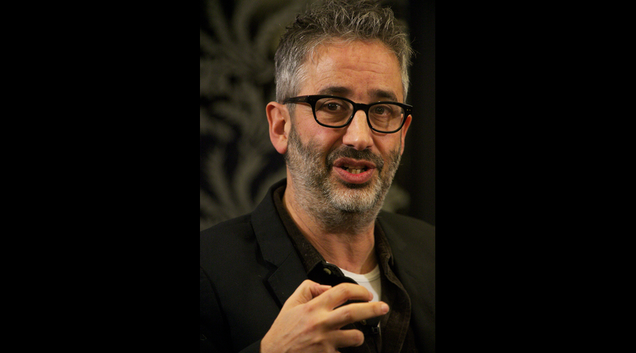 Travelling the Silk Road with David BaddielTravelling the Silk Road with David Baddiel