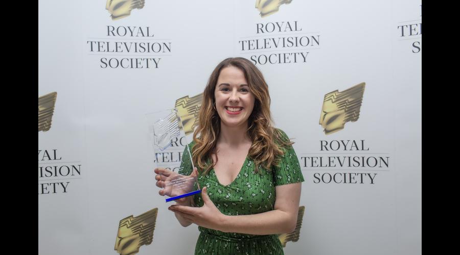 Young Journalist 2019 - Ceri Isfryn