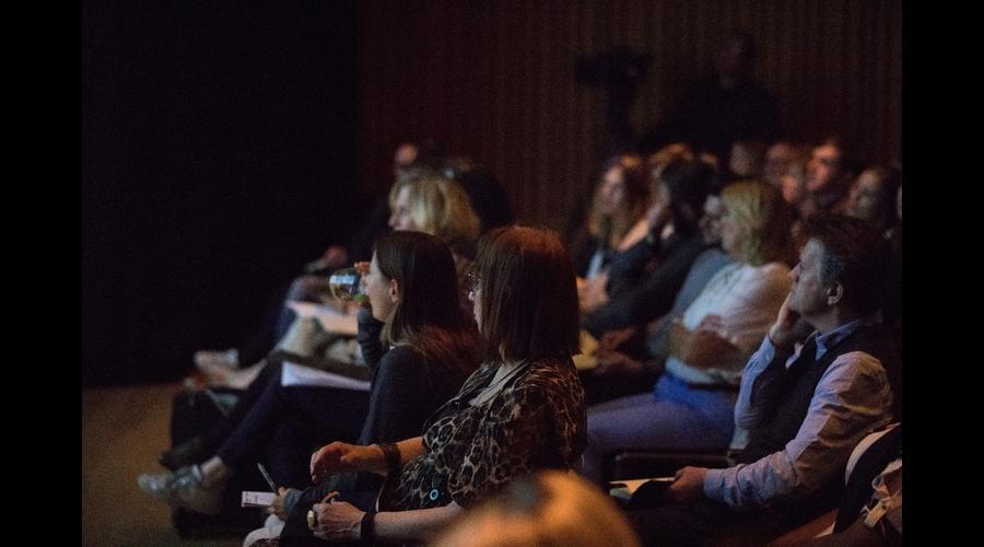 Why we love...food audience (Credit: Phil Lewis/RTS)