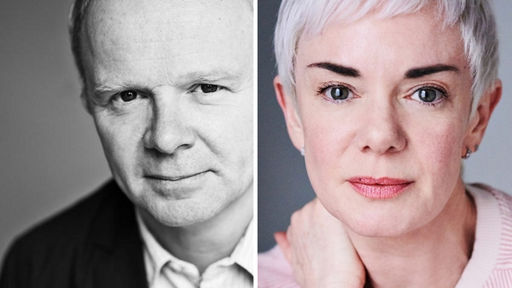 Jason Watkins and Victoria Hamilton (Credit: BBC)