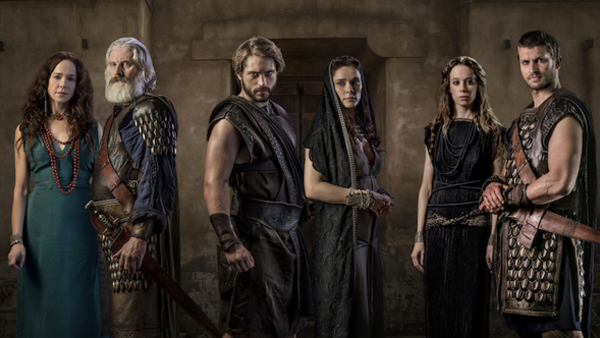 Troy: Fall of a City (BBC/Wild Mercury Productions)