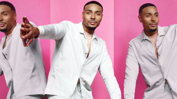 The Greatest Dancer presenter Jordan Banjo (Credit: BBC/Syco/Thames/David Ellis)