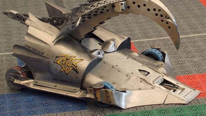 Robot Wars, Razer, BBC Two