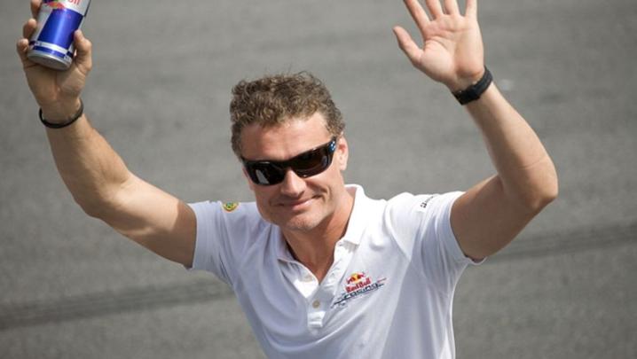 David Coulthard, Formula 1, Whisper Films, Top Gear