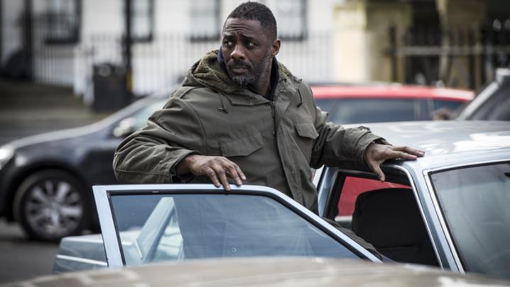 Idris Elba stars as detective John Luther
