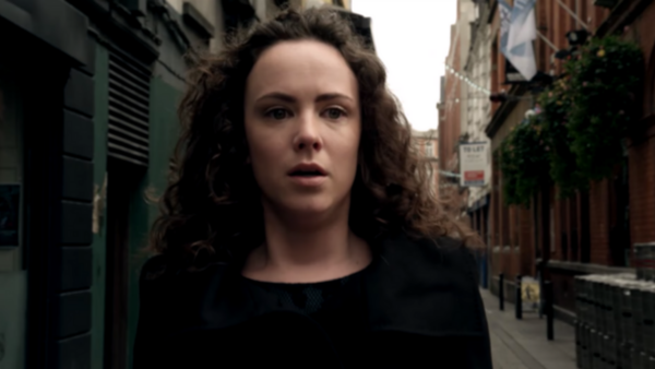Zoe (Amy Manson) in Raw (Credit: RTÉ, Ecosse Films & Octagon Films)