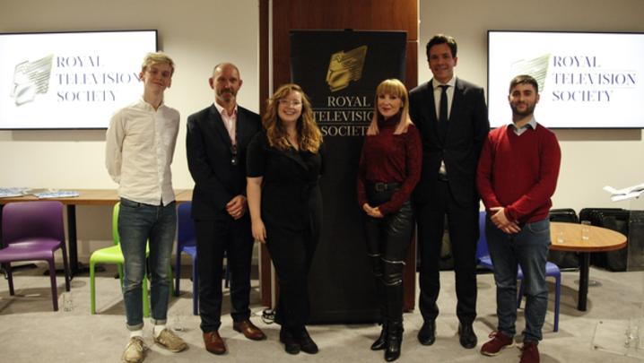 RTS Scotland awards launch at STV (Credit: Ben Gallacher)