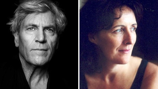 Tchéky Karyo and Fiona Shaw (credit: BBC)