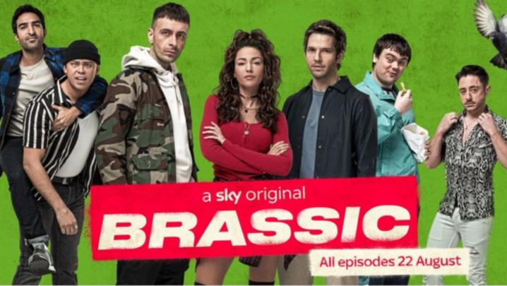 Brassic cast (Credit: Sky)